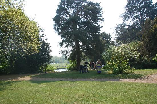 Avon Bank Gardens