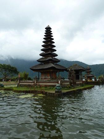 Tabanan, Indonésie : Ulun Danu Temple Complex