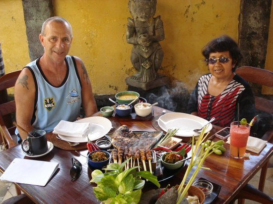 Bumbu Bali: Good food and servce