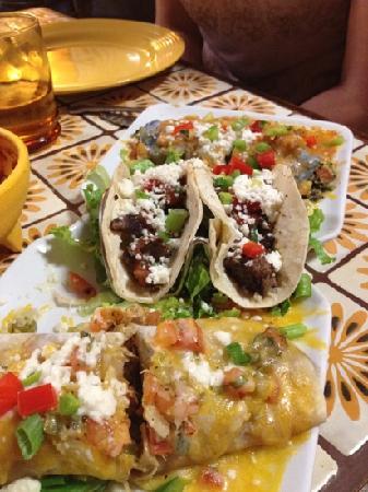 Tortilla Flats: meal for sharing