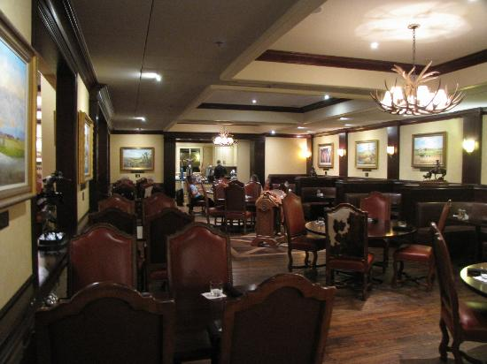The Atherton Hotel at OSU: on site restaurant
