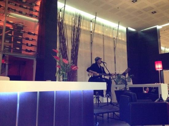 Radisson AR Hotel Bogota Airport: música en vivo Ar hotel