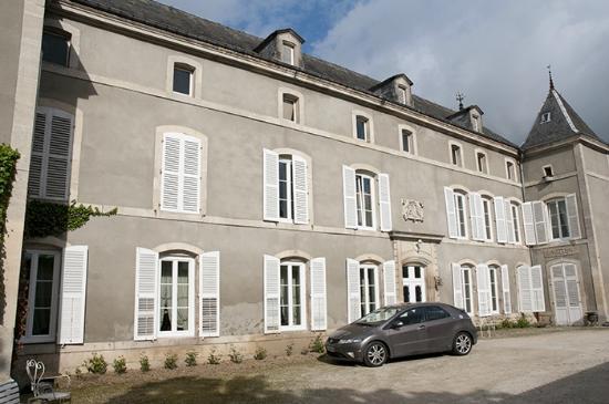 Château de Labessiere : The Chateau