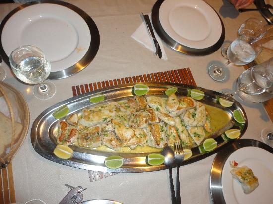Posada Movida: Excelente comida