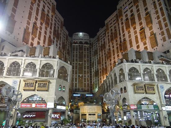Hilton Hotel Mecca
