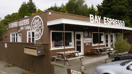 Hawkes Bay: Food Trail inclusions (nice coffee shops)