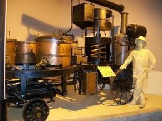 Musee de l'alambic - Distillerie Jean Gauthier: musée alambic