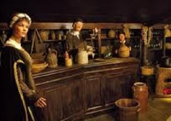 Musee de l'alambic - Distillerie Jean Gauthier: mise en scène