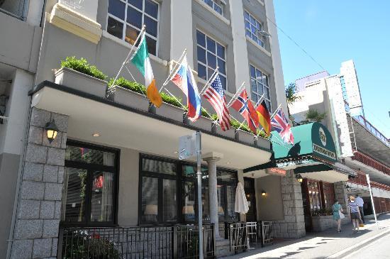 Kingston Hotel: 外観