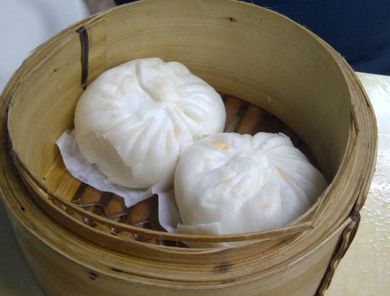 Wai Ying Fastfood: Siopao