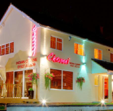 Chennai Indian Restaurant Bromsgrove