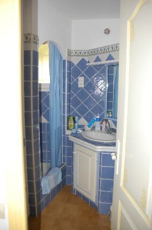 Résidence Alba Marina : Salle de bains