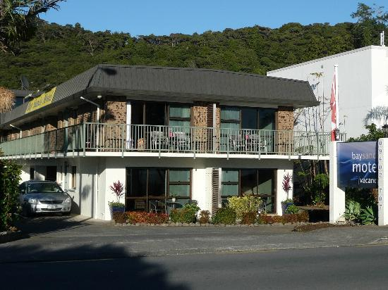 Bay Sands Seafront Studios: Bay Sands Motel, Bay of Islands NZ