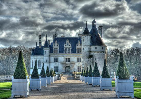 วังเชอนงโซ: Château de Chenonceau