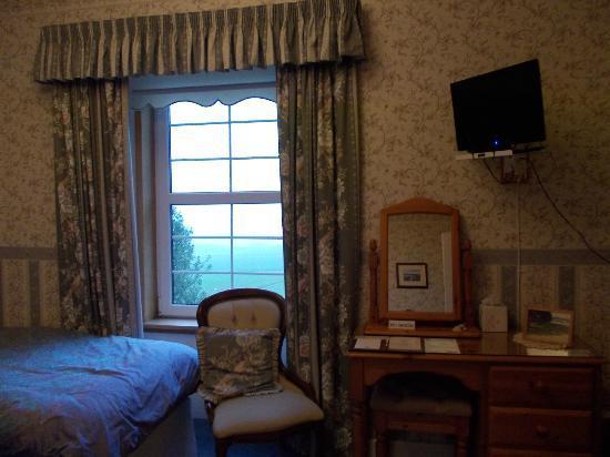 Purgavie Farm: twin room