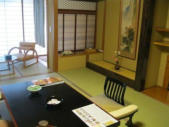 Hotel Sagi no Yu: 和室