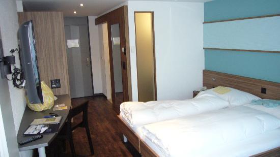 Hotel Nidwaldnerhof: Zimmer