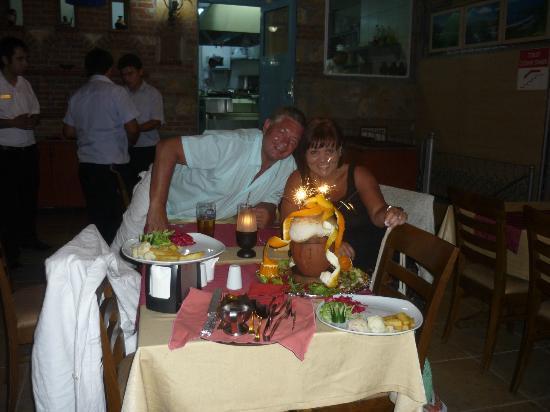 Montebello Deluxe Hotel: Olive Tree Restaurant