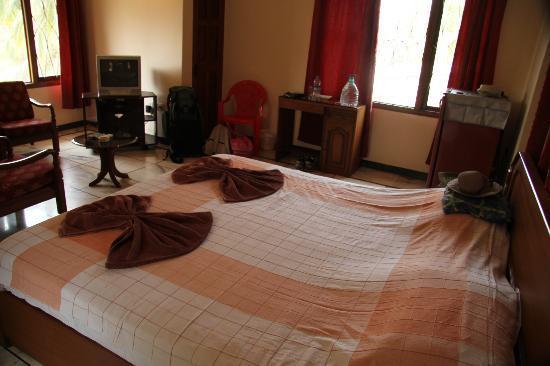 Pretty Petals Guest House: Top floor room