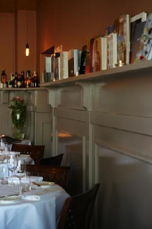 Restaurant Het Heimwee : het Heimwee restaurant