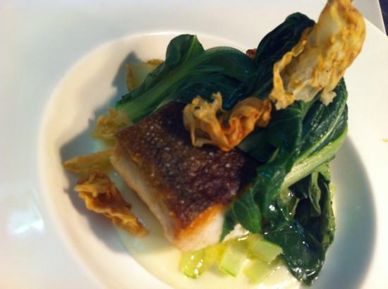 Restaurant Het Heimwee : Kabeljauw 2012