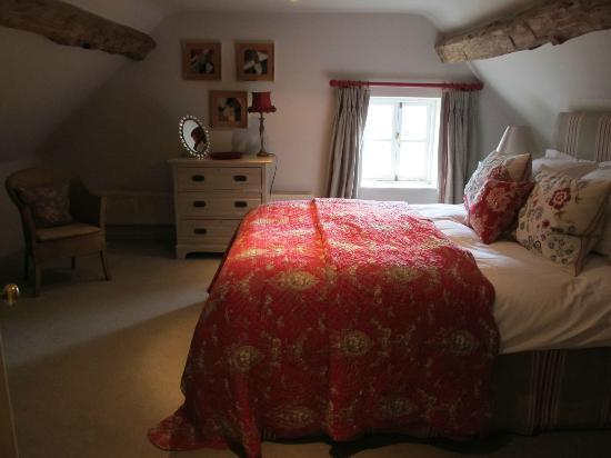 Vowchurch, UK: Top-floor bedroom
