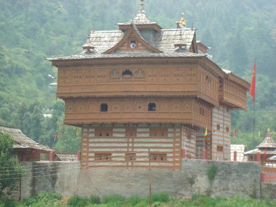 The Srikhand (HPTDC): Sarahan - Bhimkali Mandir
