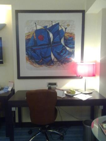 Crowne Plaza Hotel - Athens City Centre: CP Athens - Desk Area