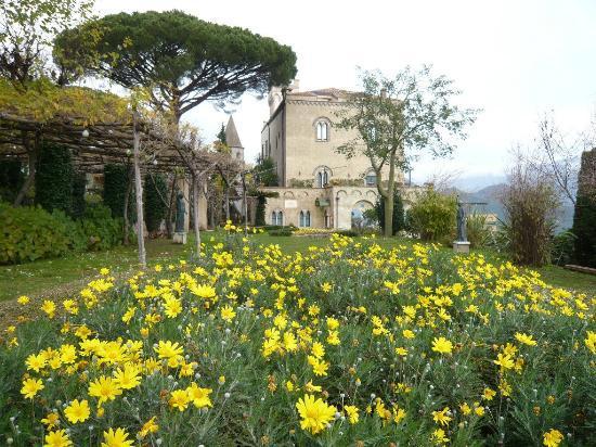 Villa Cimbrone Gardens: giardini