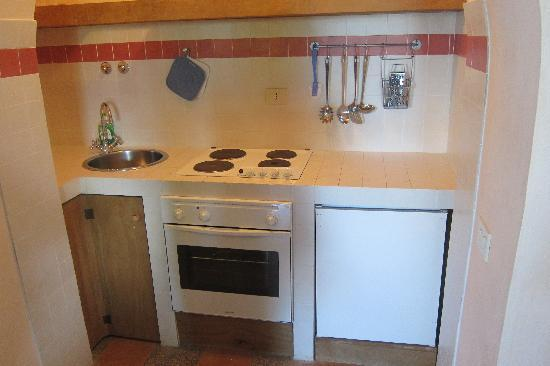 Subretia: kitchen