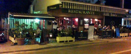 Jose's restaurante e bar: jose nights