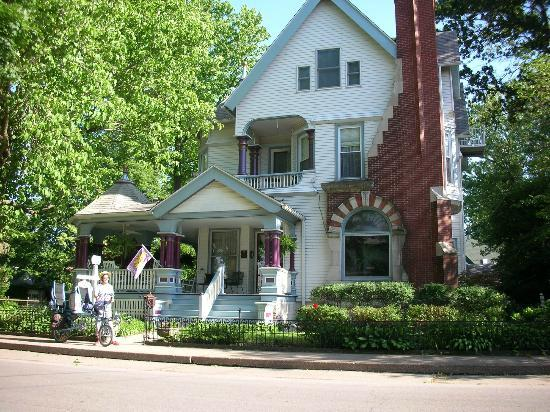 Market Street Inn : Lovely mansion full of history and very comfortable