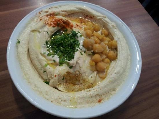 Abu Hasan / Ali Karavan: Hummus