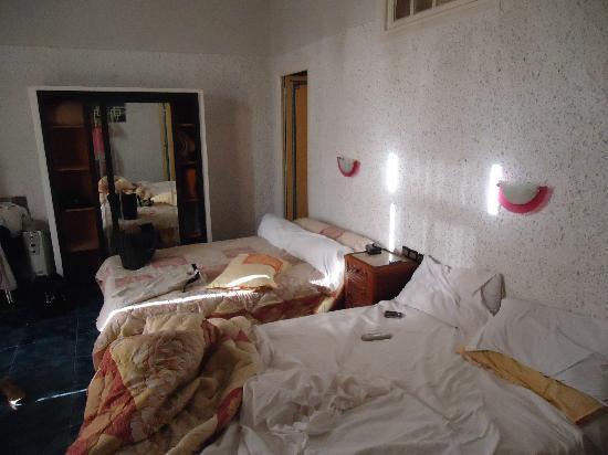 Grand Hotel: chambre