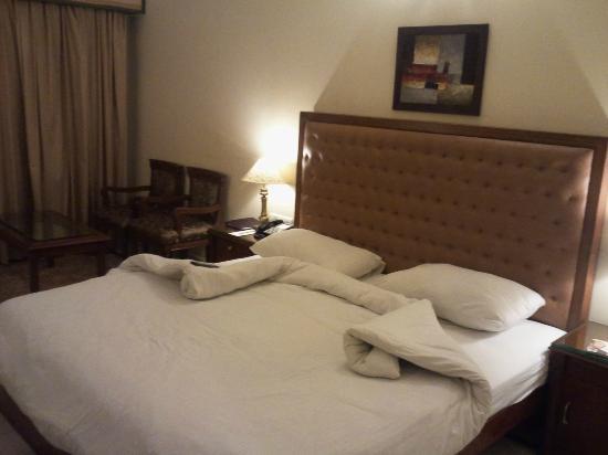 Golden Tulip Amritsar: Bedroom
