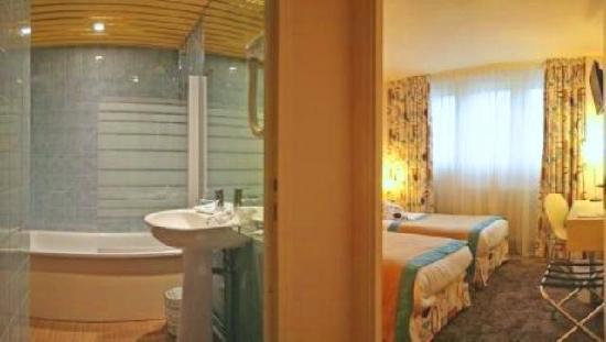 BEST WESTERN Hotel Graslin a Nantes : chambre twin