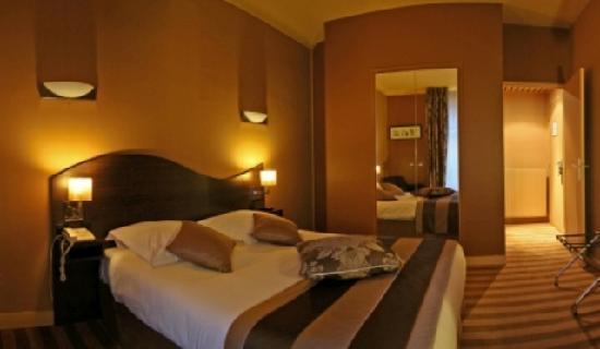 BEST WESTERN Hotel Graslin a Nantes : chambre