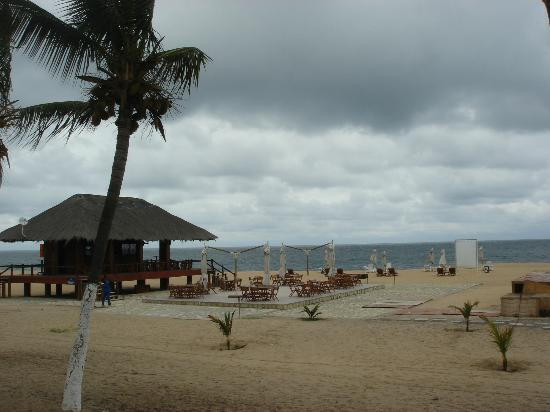 Hotel Terminus: Praia e jango