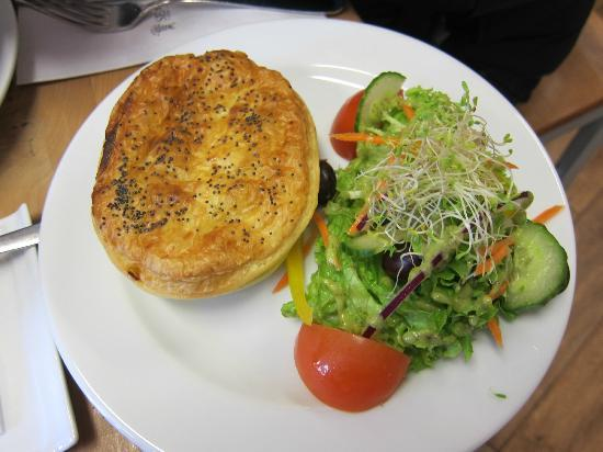 Seagars Cooking School and Cafe : The famous Pie