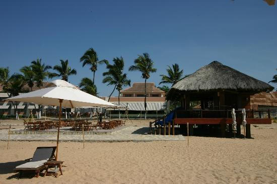 Hotel Terminus: Jango na praia