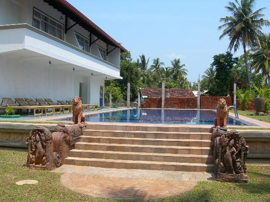 Siyanco Holiday Resort: HOTEL POOL