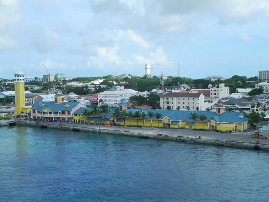 Nassau cruise terminal at the prince george wharf picture of prince george wharf nassau - Cruise port nassau bahamas ...