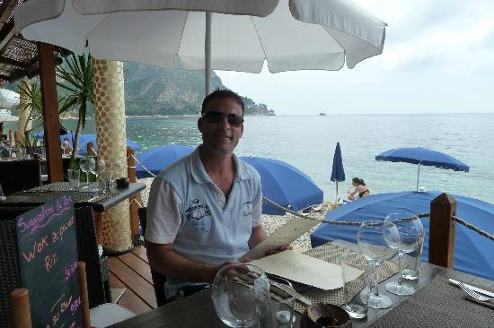 Restaurant Papaya Beach : Lunch