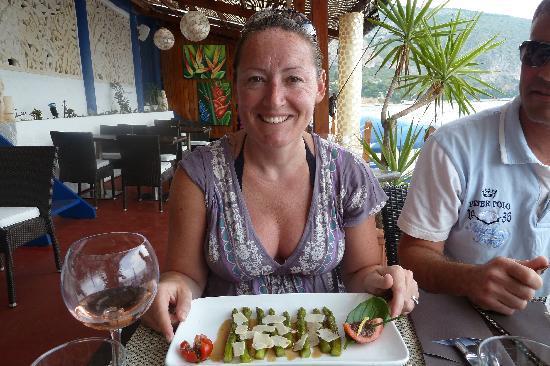 Restaurant Papaya Beach : Lovely lunch