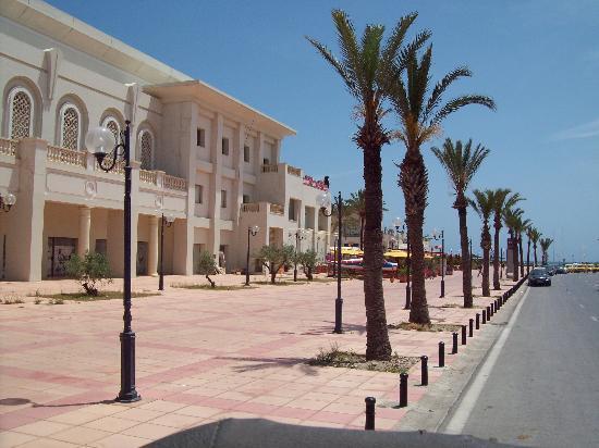 Yasmin Hammamet: residential