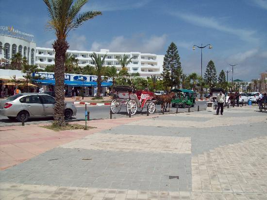 Yasmin Hammamet : shopping