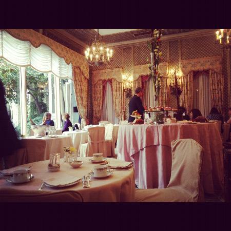 Ritz Paris: Saal