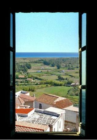 Hotel Sa Rocca: Blick aus dem Zimmer