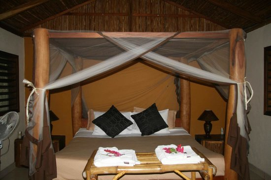 Totoco Eco-Lodge: Our suite