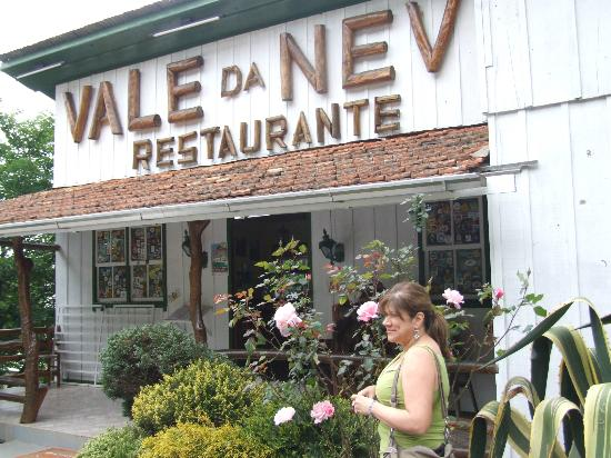 Sao Joaquim, SC : Snow Valley Restaurant